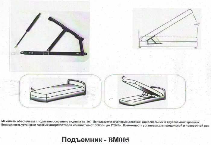 Подъемный Диван В Москве